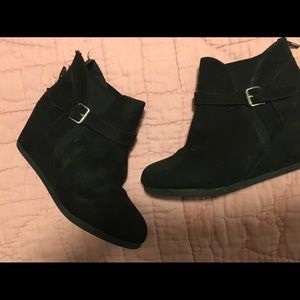 Other - Booties wedges